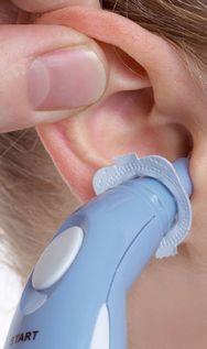 Ушной инфракрасный термометр