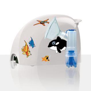 компрессорный ингалятор для детей